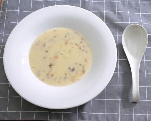 菇菇濃湯 (奶素)