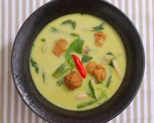 泰式綠咖哩 (全素)
