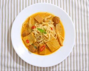 泰式紅咖哩 (全素)